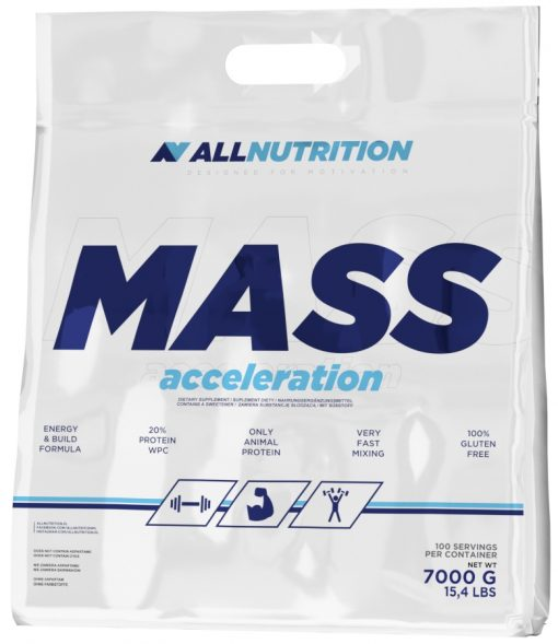 ALL NUTRITION MASS ACCELERATION