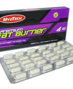 Myotech Premium Fat Burner, 60 Capsule