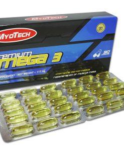 Premium Omega 3 Capsule x90