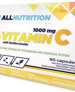 All Nutrition Vitamina C 1000 mg + Bioflavonoide