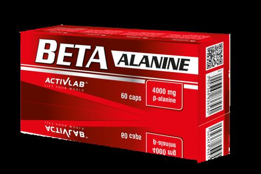 ActivLab Beta Alanină 60 capsule