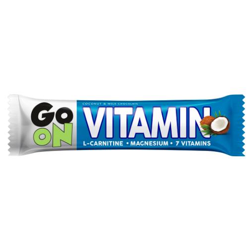 sante GO ON Vitamin Bar 50g