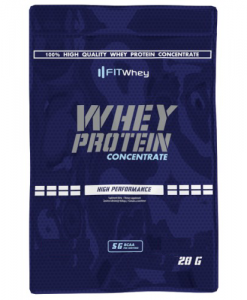 fitwhey Whey Protein concentrate 20g