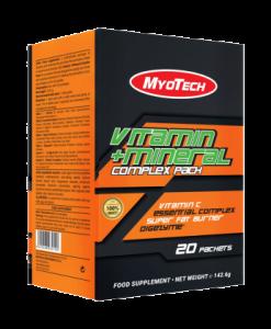 Myotech Vitamin+Mineral Complex