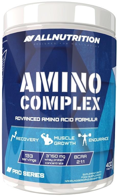 All Nutrition Amino Complex 400 Tablete